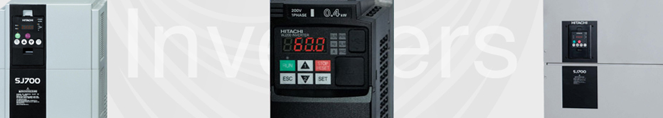 Inverter Products for Crane & Hoist Industry - ICED : Hitachi America, Ltd.