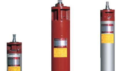 Industrial Submersible Pump Motors