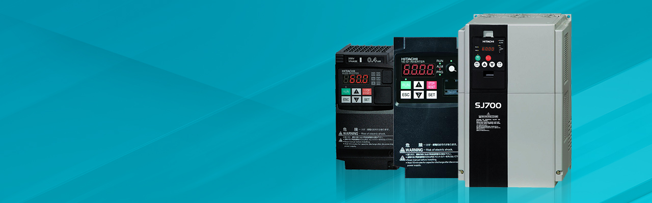 Industrial Inverters & AC Variable Speed Drives Representative Locator