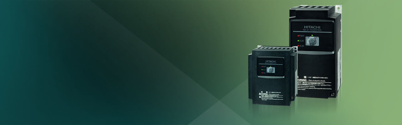 NE-S1 Series AC Variable Speed Drives