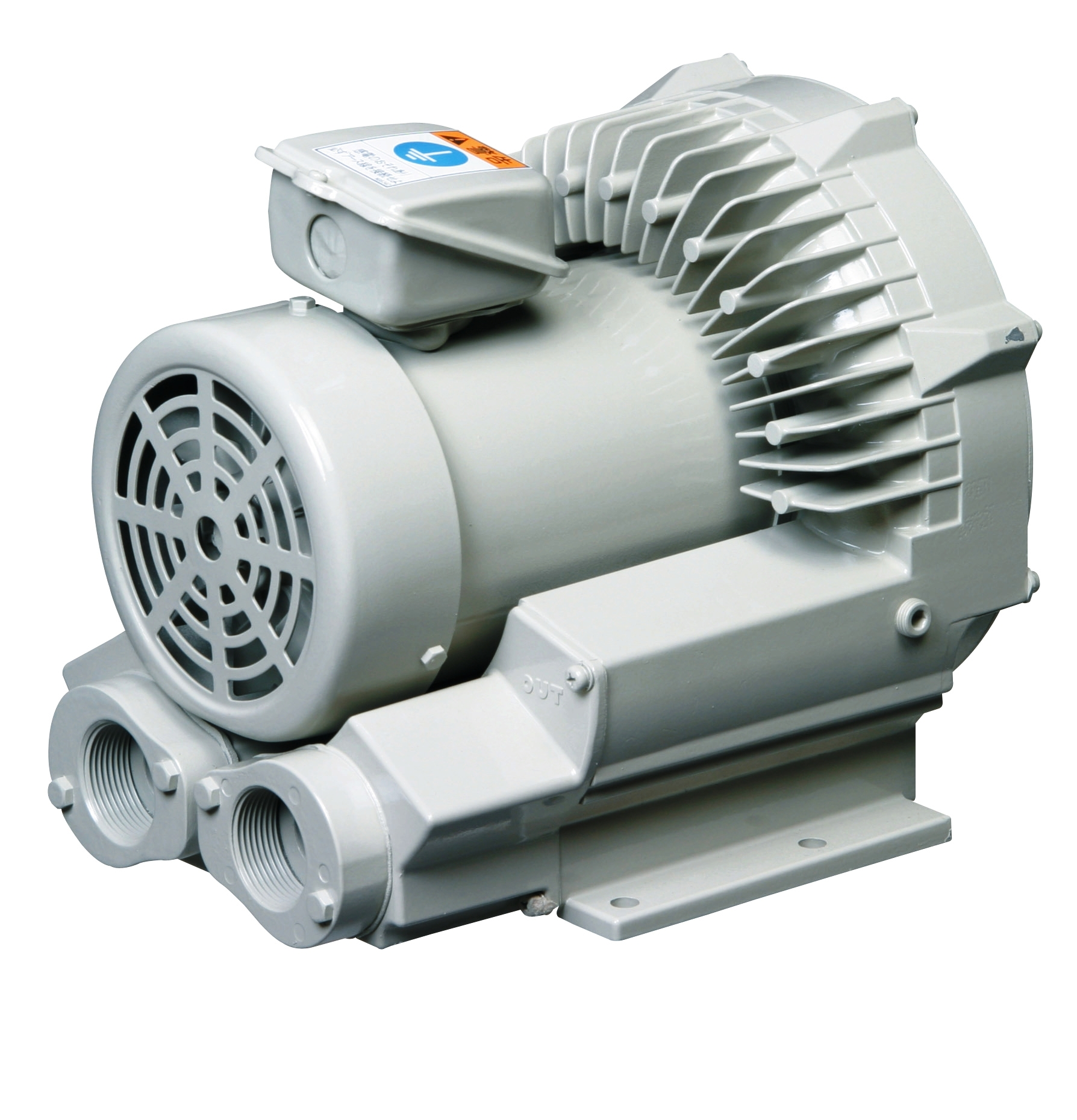 Supercharger Blower Pictures: Vortex Blowers - Industrial Oil Less Vortex Blowers