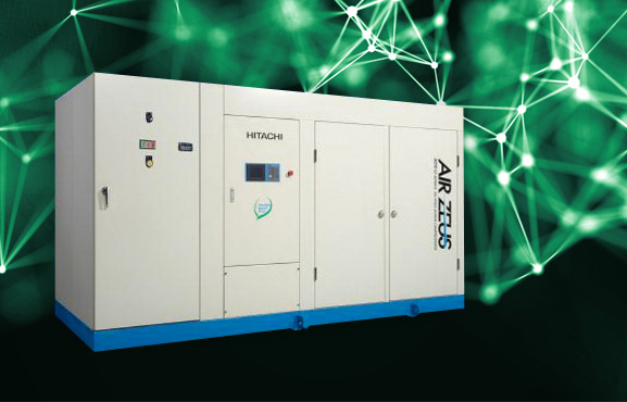 SDS Oil-Free Rotary Screw Air Compressors
