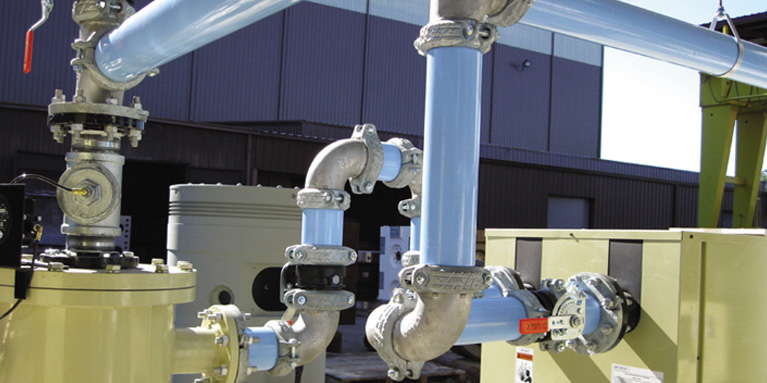 Air Piping Recommendations for Compressor Discharge Spanish Version Plant Distribution Whitepaper