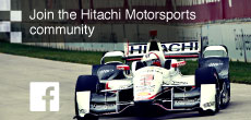 Join the Hitachi Motorsports community