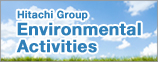 picture : Introducing Hitachi's Environmental Activities