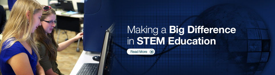 Contributing to STEM Education - Case Study