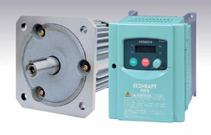 ECOHEART NEW ERA PERMANENT MAGNET MOTORS AND DRIVES