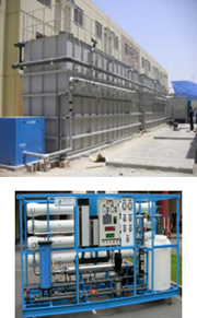 Hitachi MBR & RO Water Treatment Equipment