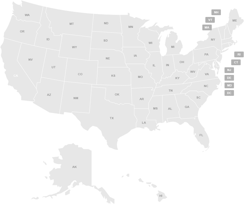 State By State Map