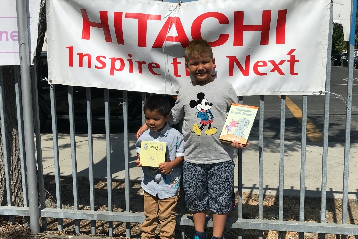 Hitachi Southern California Regional Community Action Committee (SCRCAC) Donation to Covid 19 Response