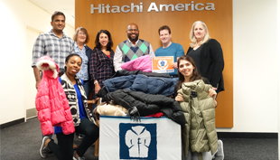 Winter Coats for Families in Need