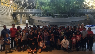 Hitachi Celebrates Science Day in partnership with California Science Center