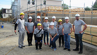 Sullair Participates in Chicago Habitat for Humanity Build Day
