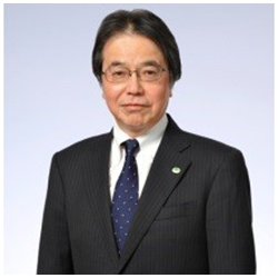Ryuichi Otsuki - Chief Executive for the Americas & CEO of HDS