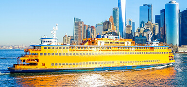 NY Waterway Collaborates With Technology Innovators for Safer, Smarter Ferry Operations
