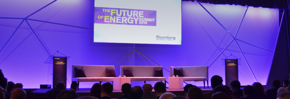 2014 Bloomberg New Energy Finance Summit