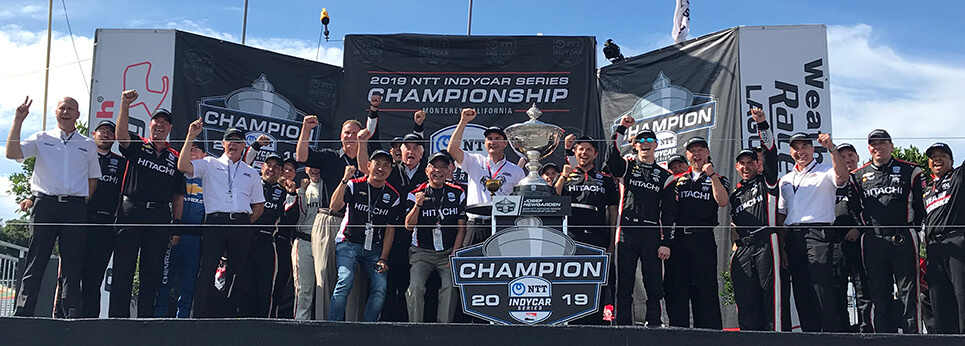 2019 NTT IndyCar Series Championships 2019
