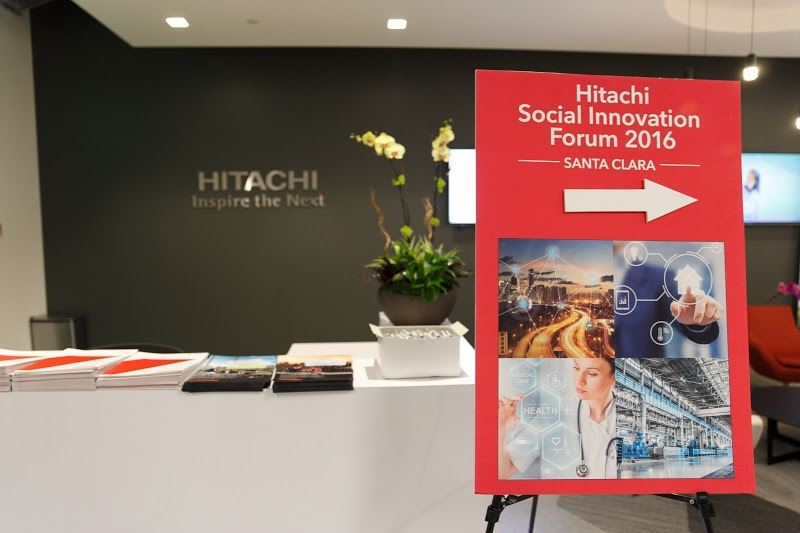 Hitachi Social Innovation Forum 2016