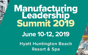 Hitachi at Manufacturing Leadership Summit 2019
