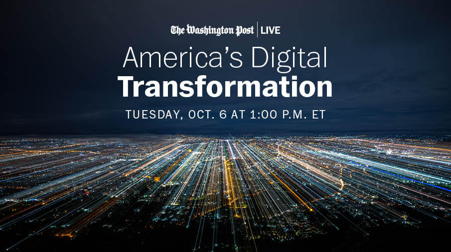 Hitachi at America digital transformation event