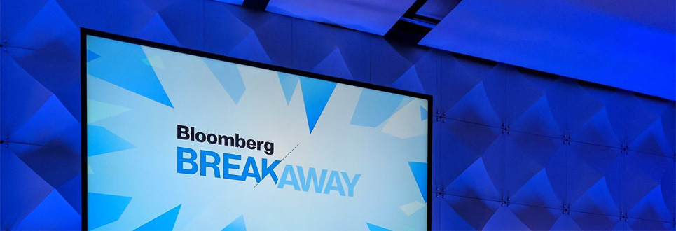 Hitachi at Bloomberg Breakaway 2017
