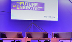 Hitachi at 2014 Bloomberg New Energy Finance Summit