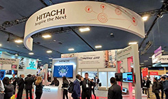 Hitachi at CES 2020