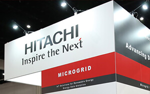 Hitachi at DistribuTECH-2017