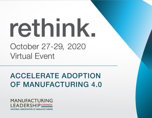 Hitachi at manufacturing leadership council summit 2020