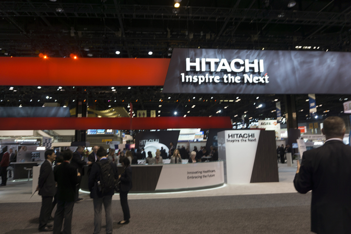 Hitachi at RSNA 2017