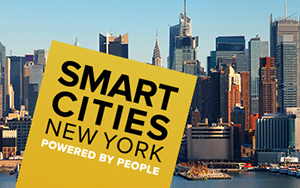Hitachi at smart cities new york summit 2019