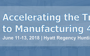 Hitachi at manufacturing leadership summit 2018