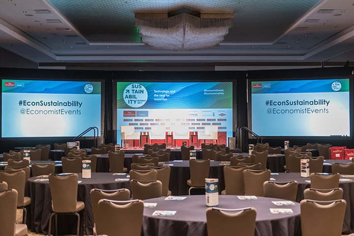 Hitachi at The Economist Sustainability Summit 2017