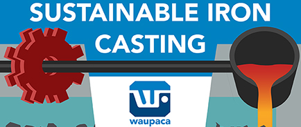 Waupaca Foundry: Sustainable made easy
