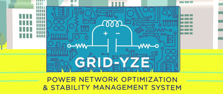 Grid-yze: See, Know, and Control Your Grid