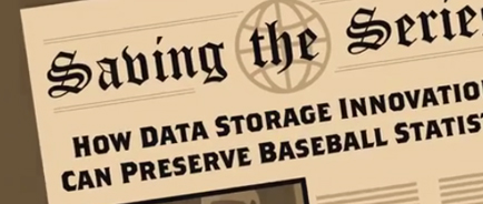 Data Storage Innovation