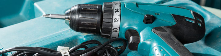 Power Tools & Equipment Support