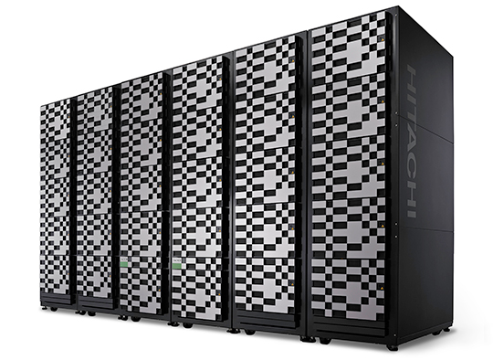 Hitachi Virtual Storage Platform G Series