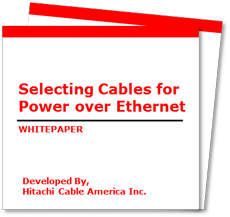 Factors to Consider when Selecting the Appropriate Cable for PoE