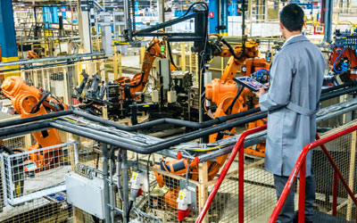 manufacturing resiliency and operational excellence