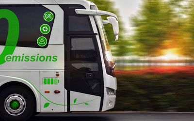 Driving Electric Transportation to Power Sustainability