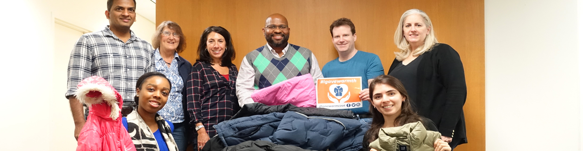 Hitachi Supports for Families in Need